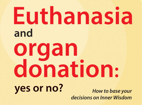 Euthanasia and organ donation: yes or no?