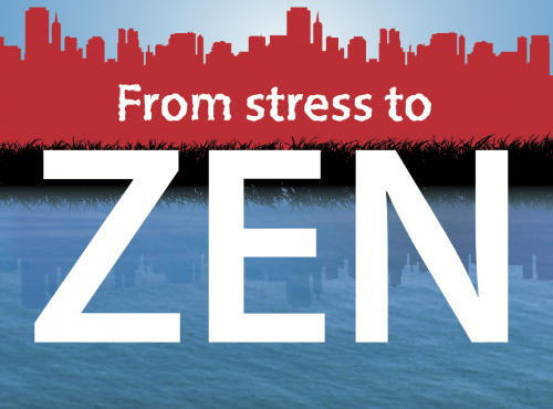 From stress to Zen