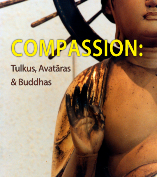 Compassion: Tulkus, Avataras and Buddhas